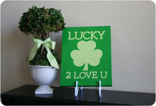 Lucky 2 Love U