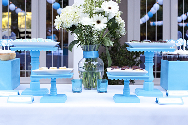 Project Wedding- The Cake Stands