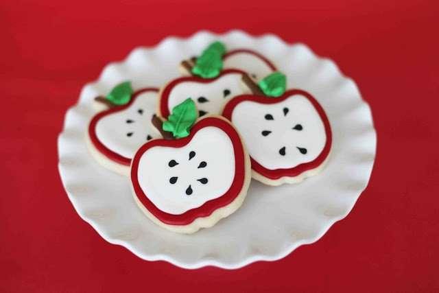 Johnny Appleseed Cookies