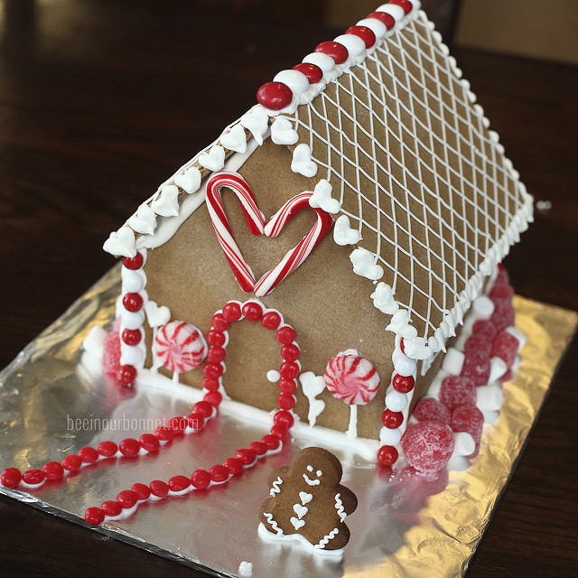 Gingerbread Houses Aren't Just for Christmas!