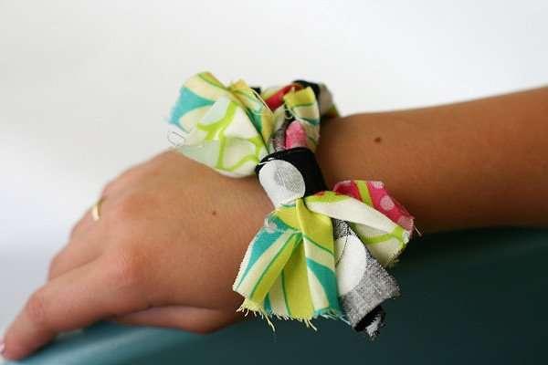 Fabric Bracelets
