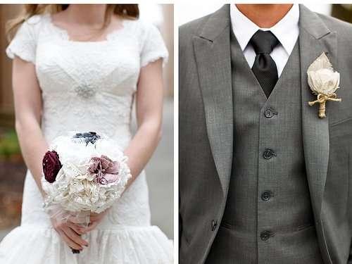 Vintage/Modern Wedding