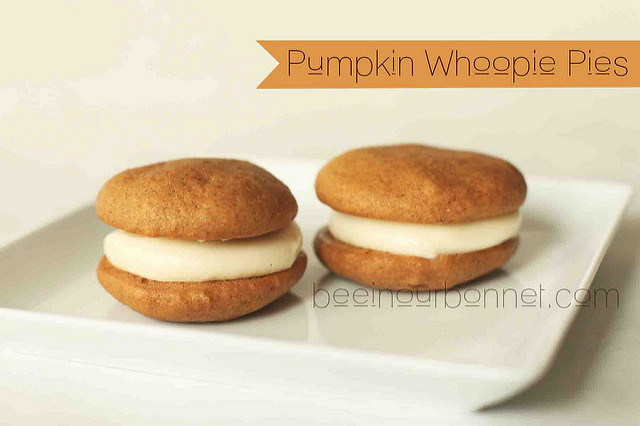 Pumpkin Whoopie Pies- Quest for the Best