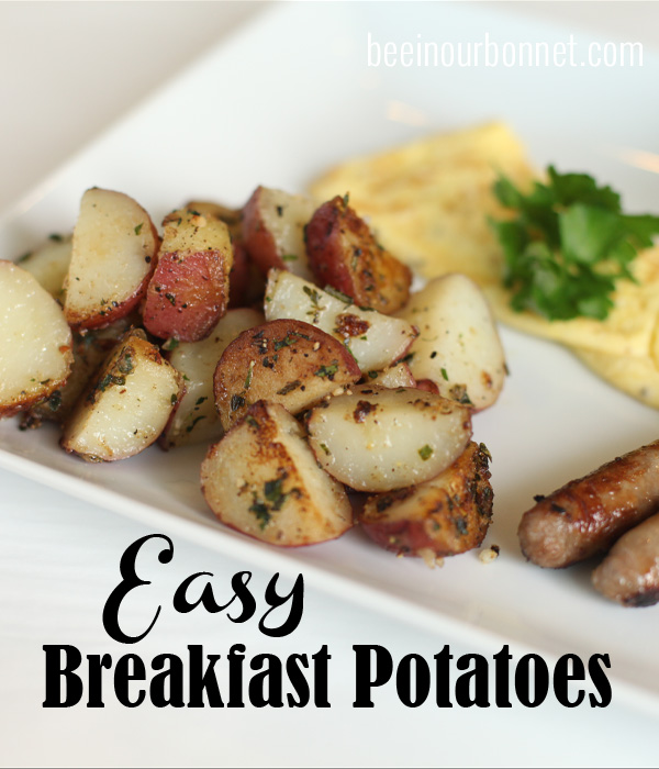 Easy Breakfast Potatoes
