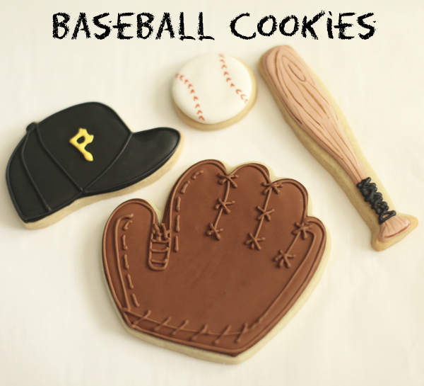Baseball Cookies… (again)